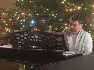 Gelungenes Experiment: Offenes Adventssingen im Hotel am Rathaus