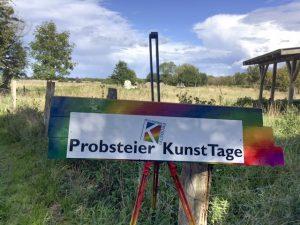 Anmeldung zu den Probsteier KunstTagen 2021