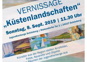 Multidisziplinäre Ausstellung: Küstenlandschaften